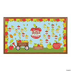 Jesus is the Core Bulletin Board Set