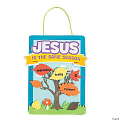 Jesus is the Same Season Sign Craft Kit