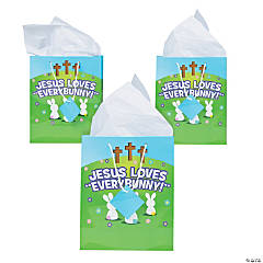 Jesus Loves Everybunny Gift Bags