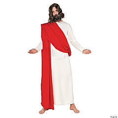 Jesus Robe Costume for Men