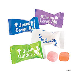 Jesus Saves Me Sweet Creams Candy