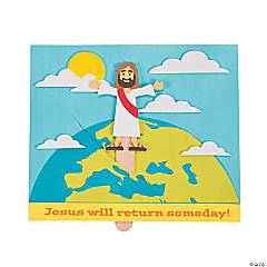 Jesus Will Return Pop-Up Craft Kit