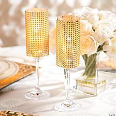 Jewel Candleholder idea