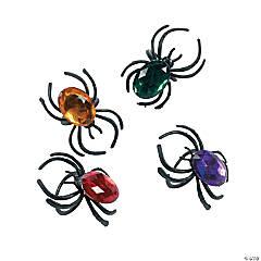 Jewel Spider Rings