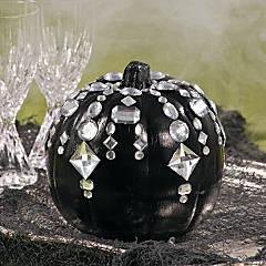 Jeweled Pumpkin Idea