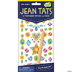 Jewelry Jean Tats Pack