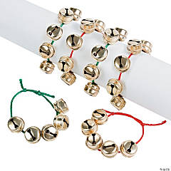 Jingle Bell Bracelet Cords
