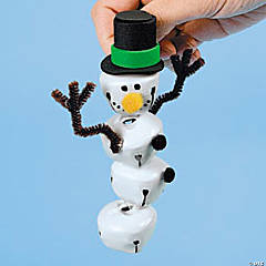 Jingle Bell Snowman Idea