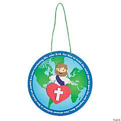 John 3:16 Globe Craft Kit