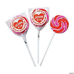 John 3:16 Lollipops