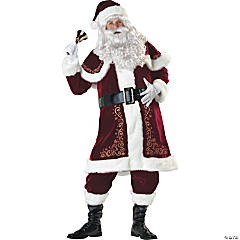 Jolly Ol' St Nick Adult Men's Costume