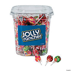 Jolly Rancher® Lollipop Assortment in Container