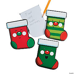 Jolly Stocking Notepads