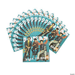 Jonas Brothers Luncheon Napkins