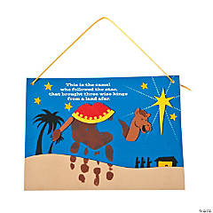 """Journey To Jesus"" Handprint Craft Kit"