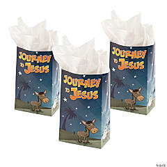 Journey To Jesus Treat Bags