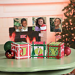 JOY Photo Blocks Idea