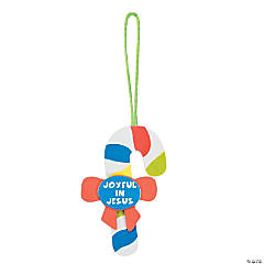 Joyful in Jesus Christmas Ornament Craft Kit
