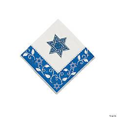 Joyous Holiday Passover Beverage Napkins