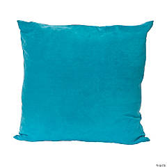 Jumbo Blue Floor Pillow