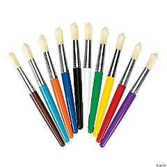 Jumbo Chubby Brushes