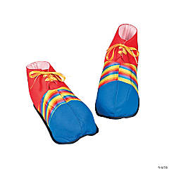 Jumbo Clown Shoes