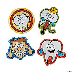 Jumbo Dental Cutouts