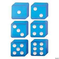 Jumbo Dice Magnets