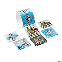 Jumbo Disney's Frozen Sticker Rolls