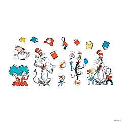Jumbo Dr. Seuss™ Characters Bulletin Board Cutouts