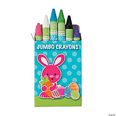 Jumbo Easter Crayons