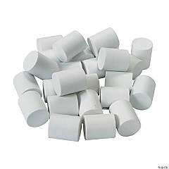 Jumbo Foam Marshmallow Assortment