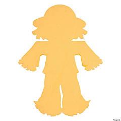 Jumbo Foam Scarecrow Shapes