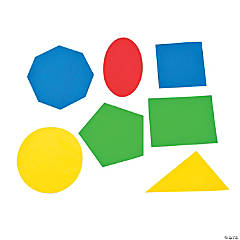 Jumbo Geometric Shapes
