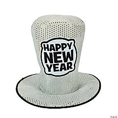 Jumbo Happy New Year Hat