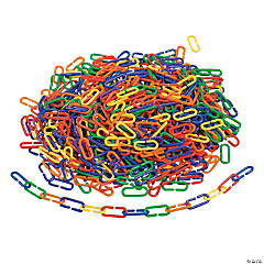 Jumbo Oval Counting Links