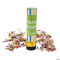 Jumbo Party Poppers