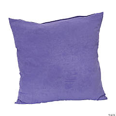 Jumbo Purple Floor Pillow