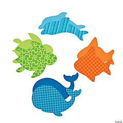 Jumbo Sea Life Shapes