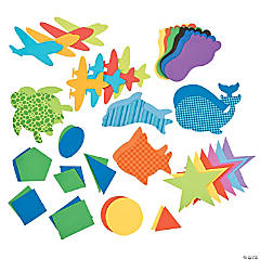 Jumbo Shapes Assortment