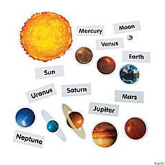 Jumbo Solar System Magnets