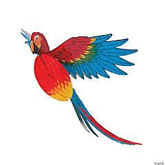 Jumbo Tissue Parrot