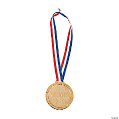 Jumbo Winner Award Medal