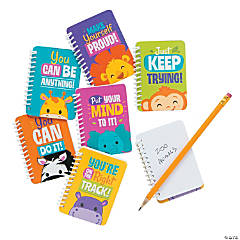 Jungle Mini Spiral Notebooks