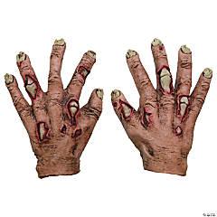 Junior's Zombie Flesh Hands