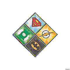 Justice League™ Beverage Napkins