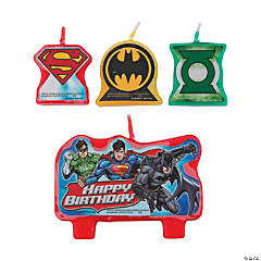 Justice League™ Birthday Candle Set