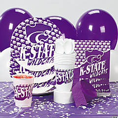 Kansas State Wildcats Party Supplies
