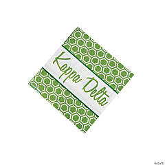 Kappa Delta Beverage Napkins