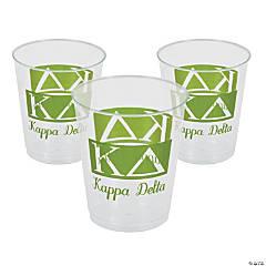 Kappa Delta Tumblers - 10 oz.
